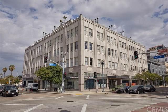 115 W 4th Street #212, Long Beach, CA 90802 (#OC19272557) :: Sperry Residential Group