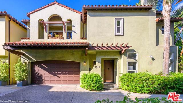 1911 S Barrington Avenue #1911, Los Angeles (City), CA 90025 (#19533072) :: Sperry Residential Group