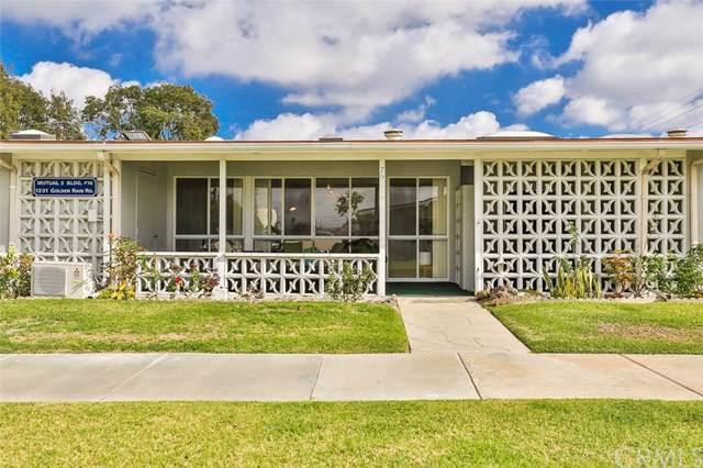 1231 Golden Rain 70C, Seal Beach, CA 90740 (#OC19272099) :: Allison James Estates and Homes