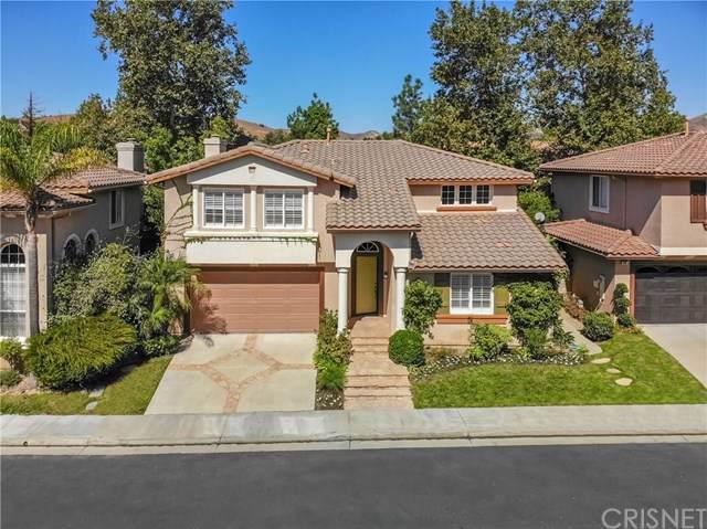 3665 El Encanto Drive, Calabasas, CA 91302 (#SR19272693) :: Allison James Estates and Homes