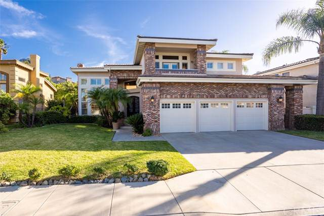 732 S Lost Canyon Road, Anaheim Hills, CA 92808 (#PW19267713) :: Team Tami