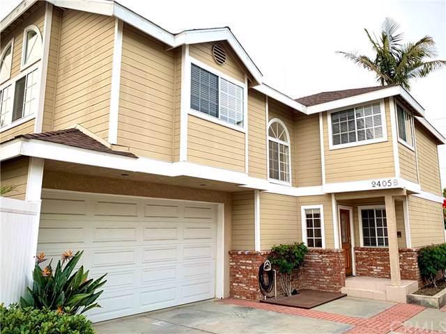 2405 Huntington Lane #2, Redondo Beach, CA 90278 (#SB19271210) :: Keller Williams Realty, LA Harbor