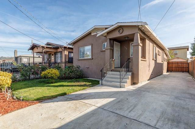 1638 103rd Avenue, Oakland, CA 94603 (#ML81776443) :: Sperry Residential Group