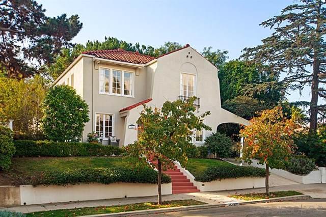 1845 Sheridan Ave, San Diego, CA 92103 (#190063291) :: OnQu Realty