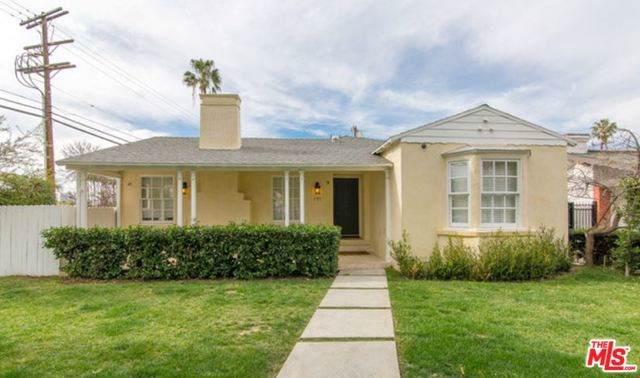 191 S Gardner Street, Los Angeles (City), CA 90036 (#19532976) :: J1 Realty Group