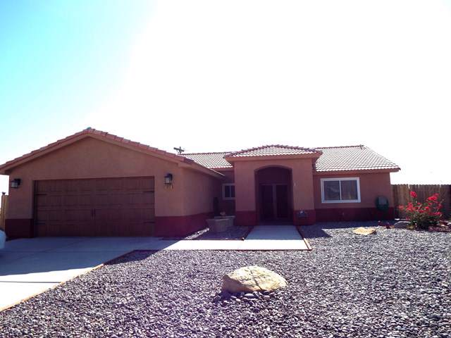 1317 Van Buren Avenue, Salton City, CA 92275 (#219033453DA) :: The Brad Korb Real Estate Group