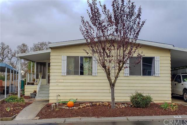 114 Via San Miguel #114, Paso Robles, CA 93446 (#NS19273348) :: The Bashe Team