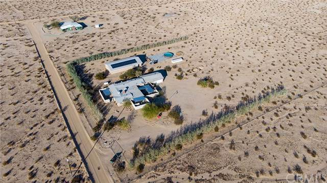 6175 Colaw Road, 29 Palms, CA 92277 (#JT19273007) :: RE/MAX Estate Properties