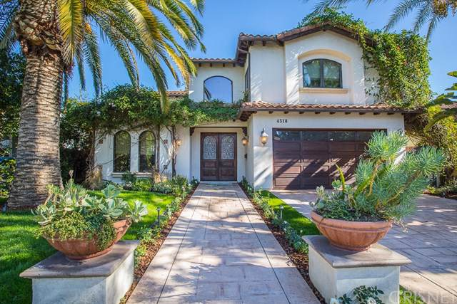 4318 Beck Avenue, Studio City, CA 91604 (#SR19217915) :: Team Tami