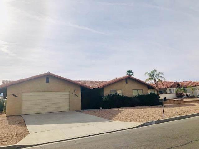 64299 Doral Drive, Desert Hot Springs, CA 92240 (#219034742PS) :: J1 Realty Group