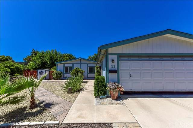 11 Dove, Paso Robles, CA 93446 (#NS19273631) :: Sperry Residential Group