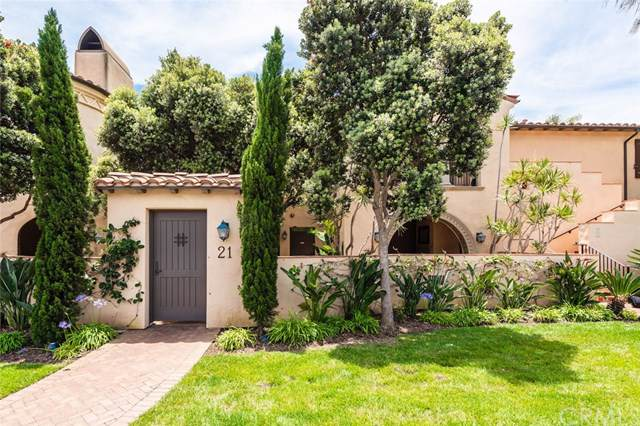 100 Terranea Way 21-301, Rancho Palos Verdes, CA 90275 (#PV19273645) :: Sperry Residential Group
