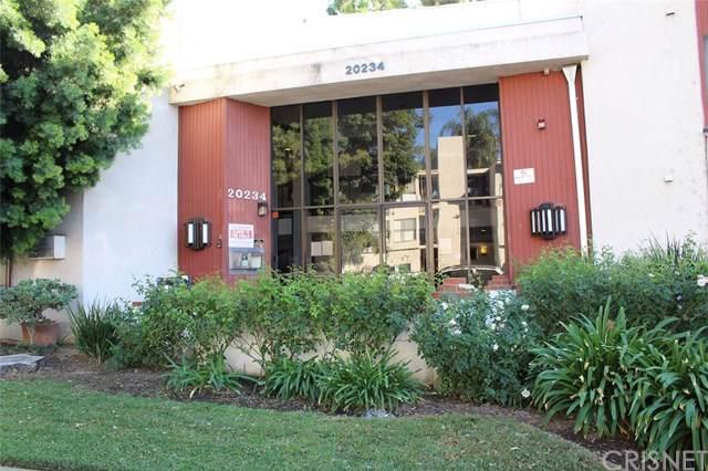 20234 Cantara Street #129, Winnetka, CA 91306 (#SR19273695) :: Keller Williams Realty, LA Harbor