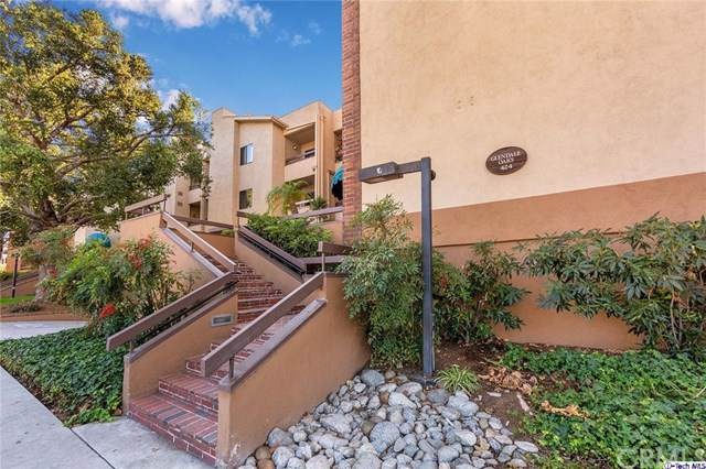 424 Oak Street #338, Glendale, CA 91204 (#319004720) :: Allison James Estates and Homes