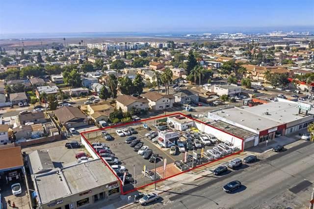 126 Broadway, Chula Vista, CA 91910 (#190063413) :: Steele Canyon Realty