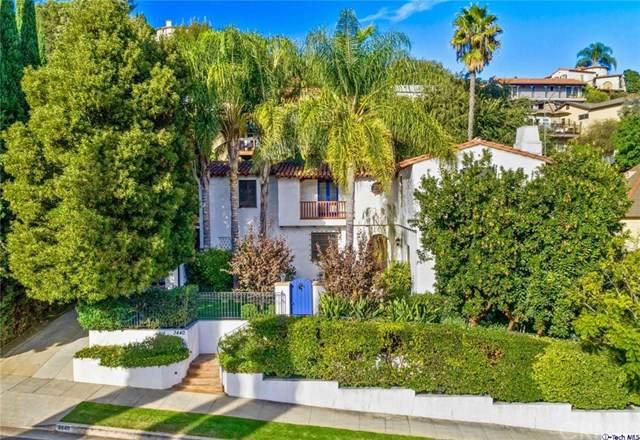 3440 Amesbury Road, Los Angeles (City), CA 90027 (#319004645) :: Allison James Estates and Homes