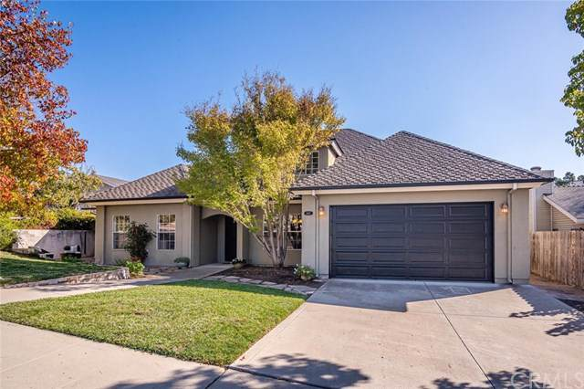 1619 La Vineda Court, San Luis Obispo, CA 93401 (#SP19265828) :: Team Tami