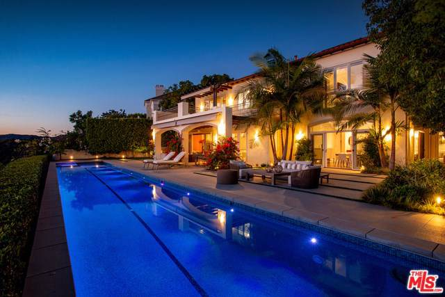 16895 Calle De Sarah, Pacific Palisades, CA 90272 (#19531690) :: Sperry Residential Group