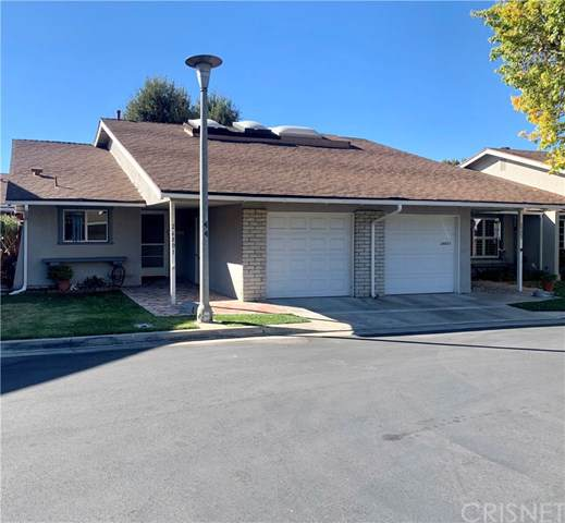 26801 Circle Of The Oaks, Newhall, CA 91321 (#SR19272097) :: Allison James Estates and Homes