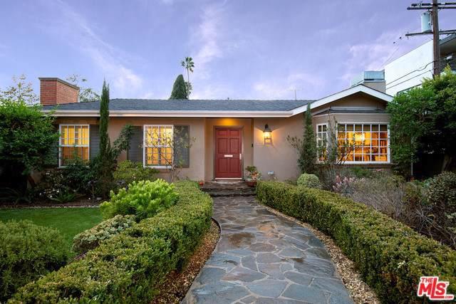 820 Harvard Street, Santa Monica, CA 90403 (#19532244) :: The Danae Aballi Team