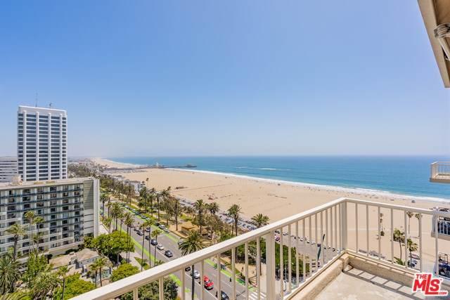 101 California Avenue #1404, Santa Monica, CA 90403 (#19532810) :: The Danae Aballi Team