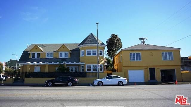2500 S Normandie Avenue, Los Angeles (City), CA 90007 (#19533694) :: Z Team OC Real Estate