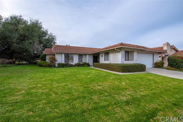 1247 Black Sage Circle, Nipomo, CA 93444 (#PI19274055) :: Sperry Residential Group