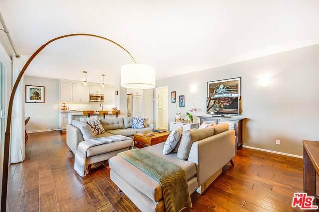 833 21ST Street #6, Santa Monica, CA 90403 (#19533682) :: Allison James Estates and Homes