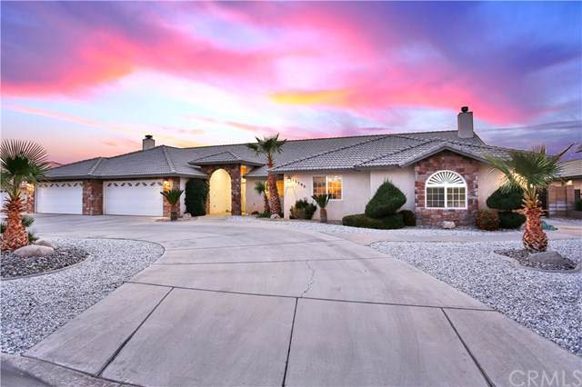 13306 Choco Road, Apple Valley, CA 92308 (#CV19257265) :: The Costantino Group | Cal American Homes and Realty
