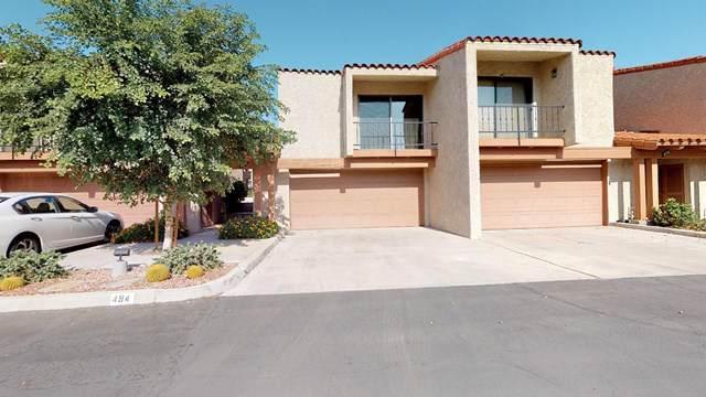 494 Calle Begonia, Palm Springs, CA 92262 (#219034781DA) :: Team Tami