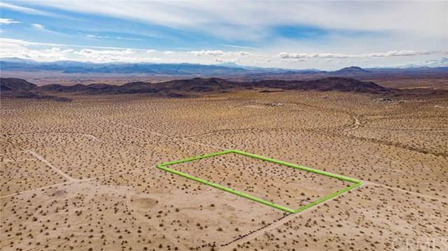 0 Desert Lily St., Joshua Tree, CA  (#JT19271424) :: The Laffins Real Estate Team