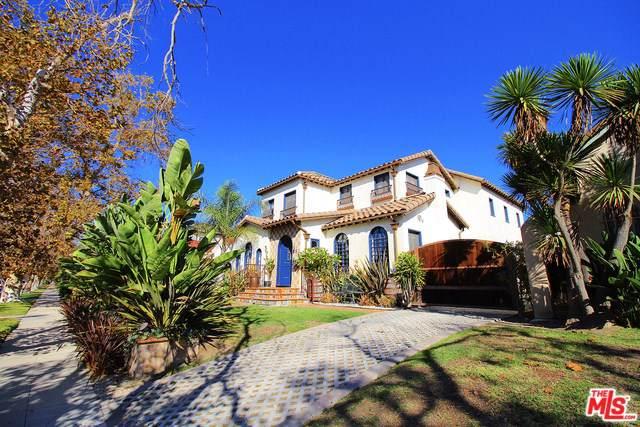 358 S Mansfield Avenue, Los Angeles (City), CA 90036 (#19533784) :: Legacy 15 Real Estate Brokers