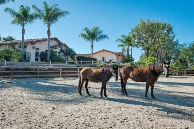 7150 Via Del Charro, Rancho Santa Fe, CA 92067 (#190063519) :: Faye Bashar & Associates