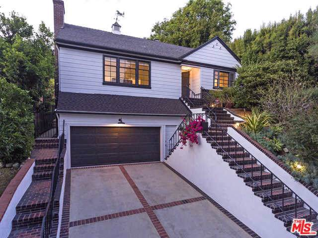 7463 Franklin Avenue, Los Angeles (City), CA 90046 (#19533884) :: Rogers Realty Group/Berkshire Hathaway HomeServices California Properties