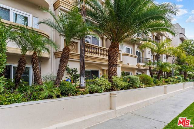 118 S Clark Drive #205, West Hollywood, CA 90048 (#19533758) :: J1 Realty Group