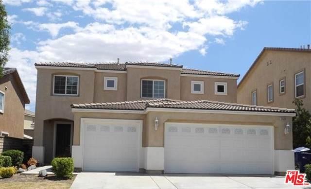 37626 Lemonwood Drive, Palmdale, CA 93551 (#19533566) :: Allison James Estates and Homes