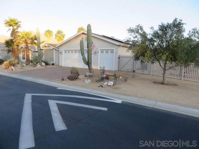 1010 Palm Canyon Dr #378, Borrego Springs, CA 92004 (#190063550) :: Sperry Residential Group