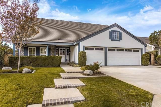 383 S Silverbrook Drive, Anaheim Hills, CA 92807 (#PW19272780) :: Team Tami