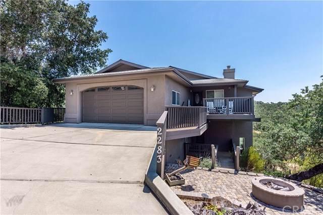 2283 Lariat, Bradley, CA 93426 (#NS19274580) :: Allison James Estates and Homes