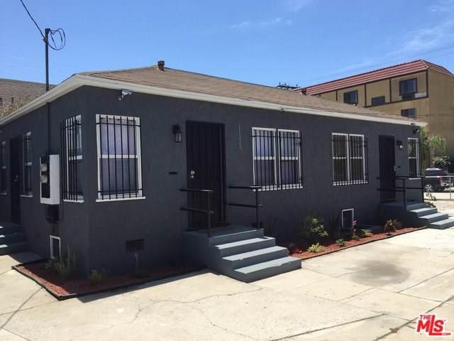 11322 S Grevillea Avenue, Inglewood, CA 90304 (#19534046) :: RE/MAX Estate Properties
