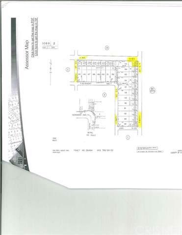 40738-159th st Vac/ Nog Avenue N8/Cor Nog 160, Lake Los Angeles, CA 93535 (#SR19274666) :: Powerhouse Real Estate