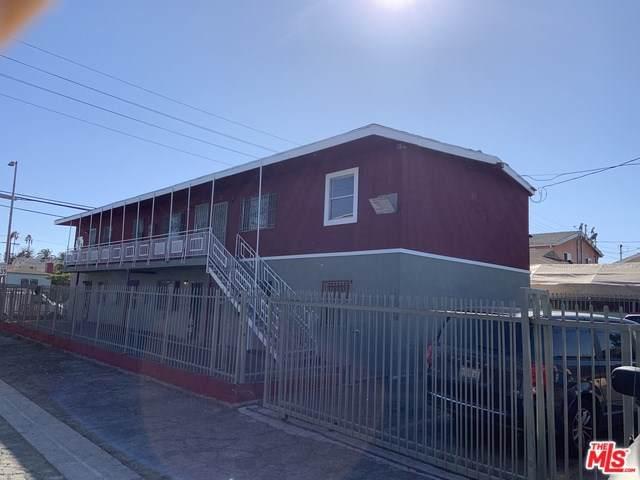 113 W Century, Los Angeles (City), CA 90003 (#19534096) :: Allison James Estates and Homes