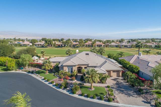 4 Via Verde, Rancho Mirage, CA 92270 (#219034813DA) :: Twiss Realty