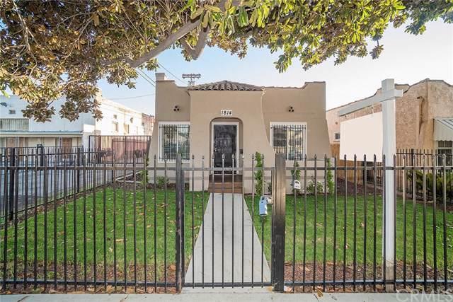 1814 W 65th Place, Los Angeles (City), CA 90037 (#DW19274743) :: Mainstreet Realtors®