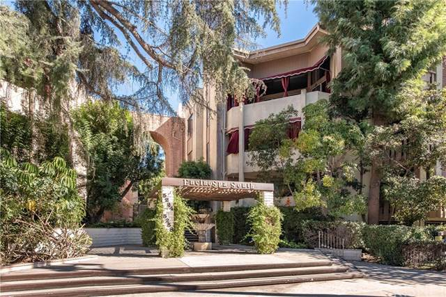 5216 Yarmouth Avenue #207, Encino, CA 91316 (#SR19274211) :: Fred Sed Group
