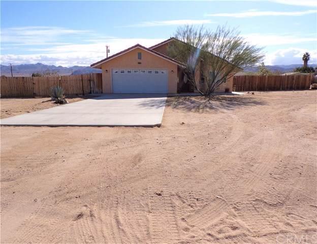 63453 Walpi Drive, Joshua Tree, CA 92252 (#JT19272173) :: The Laffins Real Estate Team