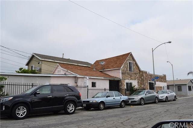 1736 E 85th St & 8507 Beach St, Los Angeles (City), CA 90001 (#DW19274883) :: Allison James Estates and Homes