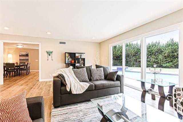 4 Dorado Place, Rolling Hills Estates, CA 90274 (#CV19273094) :: The Danae Aballi Team