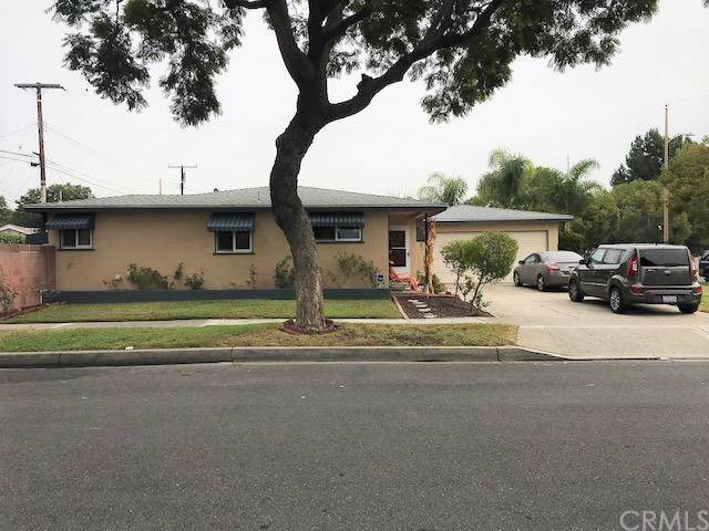 2307 W Camden Place, Santa Ana, CA 92704 (#PW19274797) :: Allison James Estates and Homes