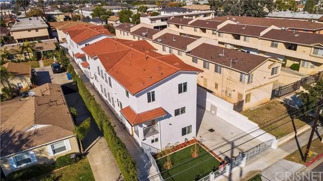 329 E Hazel Street C, Inglewood, CA 90302 (#SR19271294) :: Allison James Estates and Homes